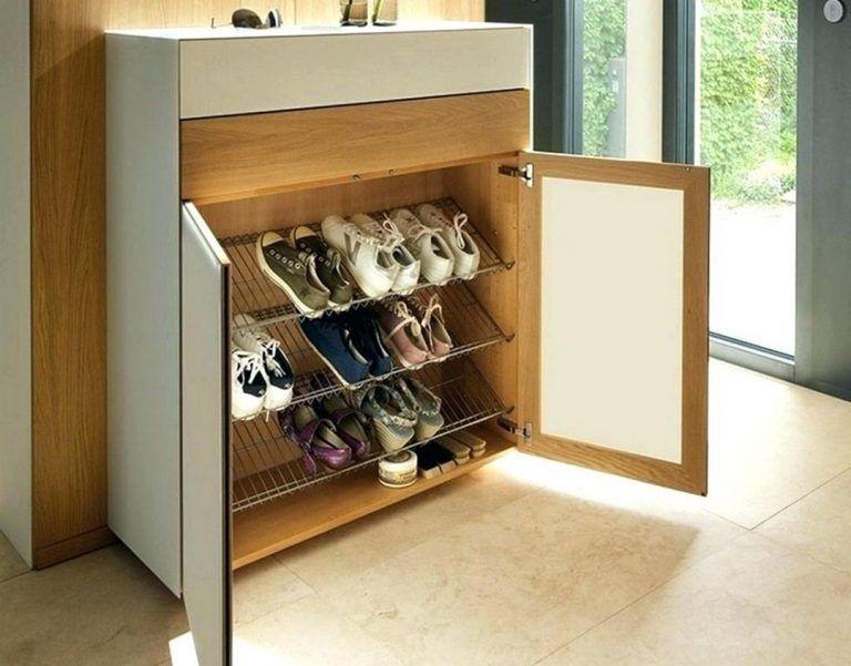 Shoe Cabinet Ideas In 2020 Wooden Shoe Rack Designs Wooden Shoe