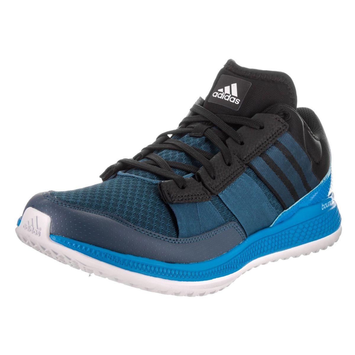 be333ab5f Adidas Men s ZG Bounce Trainer Blue Synthetic Leather Training Shoes ...