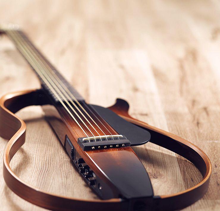 Inspiration yamaha silent guitar music guitars ukes for Yamaha silent guitar slg130nw