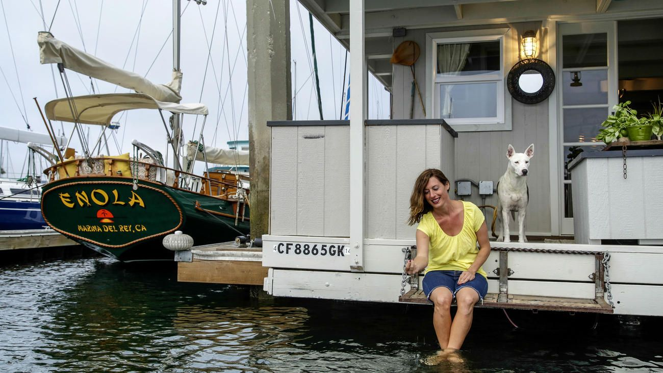 The Houseboat Remodel With Images House Boat