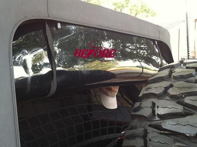 Jeep Rear Window Straps Replacement Jeep Window Strap Jk Rear Window Strap Rear Window Jeep Jeep Parts