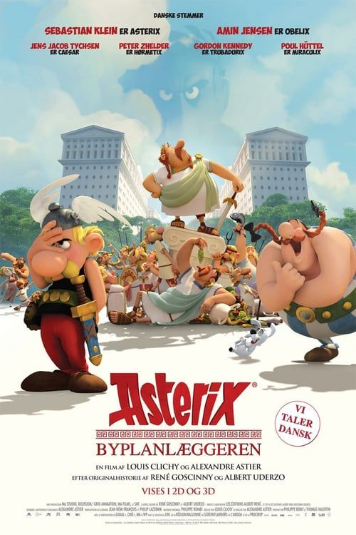 Asterix: The Mansions of the Gods Full Movie Streaming
