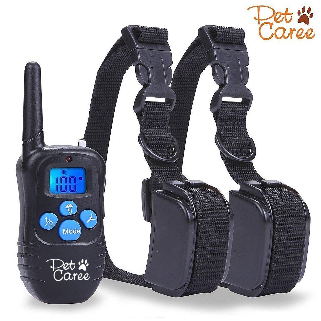 Dog Training Collar Upgraded Sokos Led Backlight Rechargable 330yd