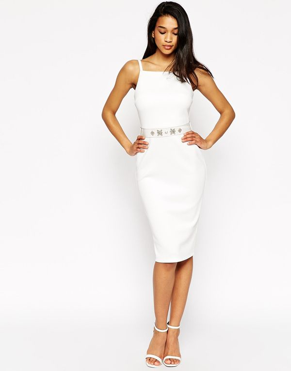 20 Of The Best White Hen Party Dresses