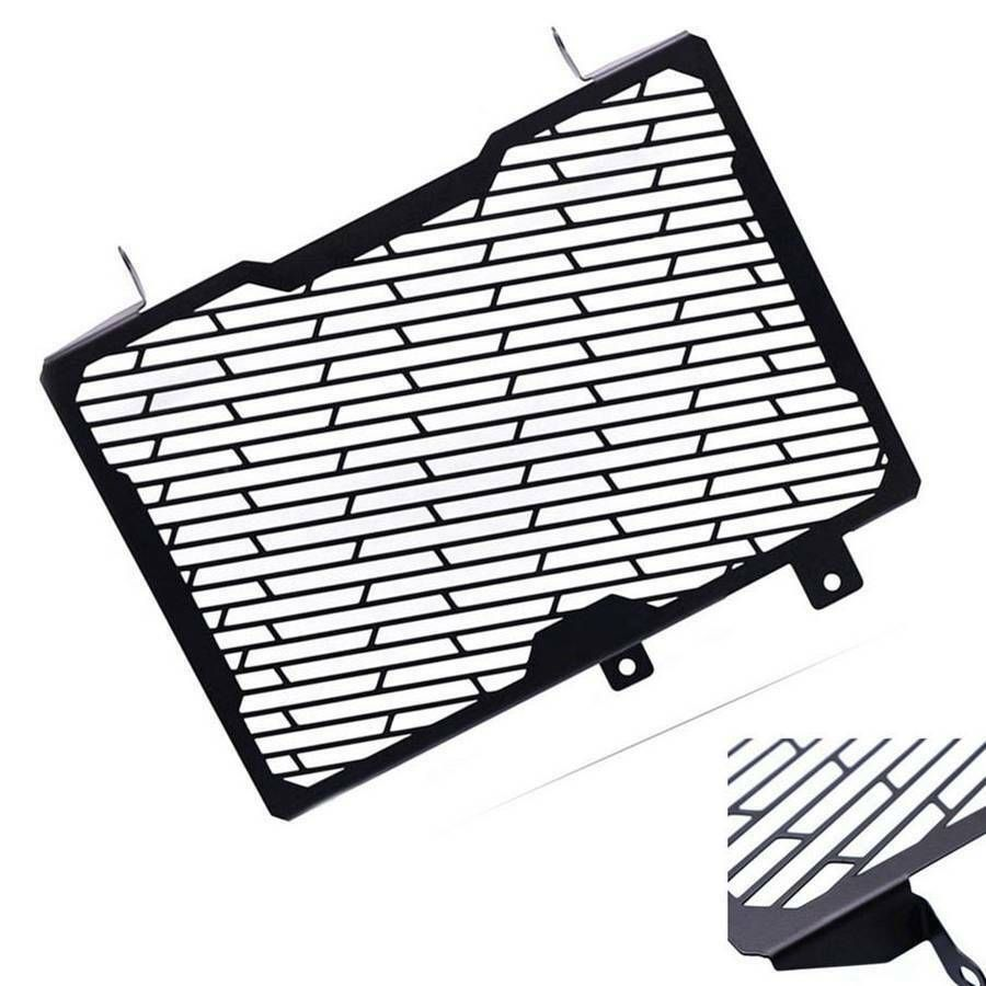 Black Radiator Guard Cover Grill Grille Protector for
