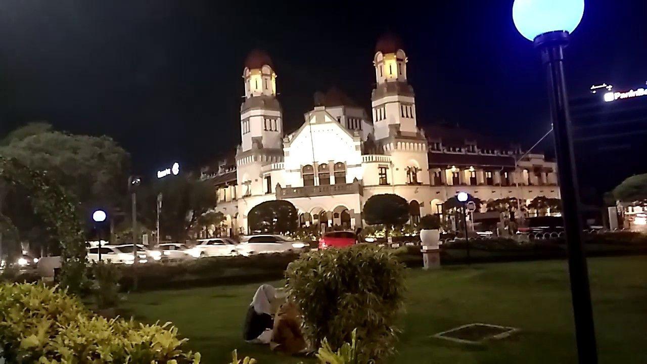 Travel Bepergian, Semarang, Perjalanan