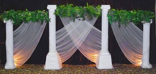 wedding arches for sale main page factory gallery wedding colonnades arches wedding columns