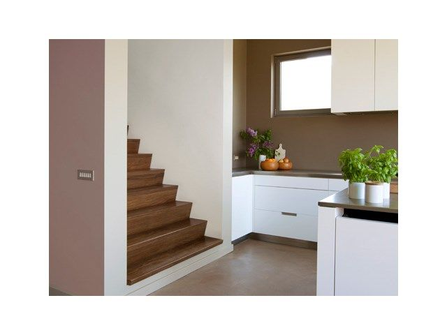Modern Gamma Keukens : Trap u modern interieur u keuken u gamma be livios be