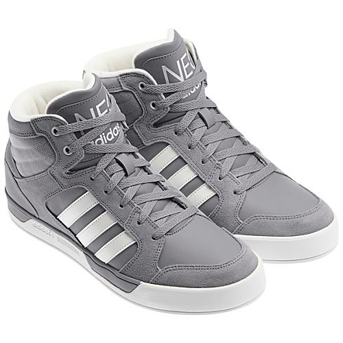 Adidas Neo Mens Bbcity Mid Fashion Sneaker