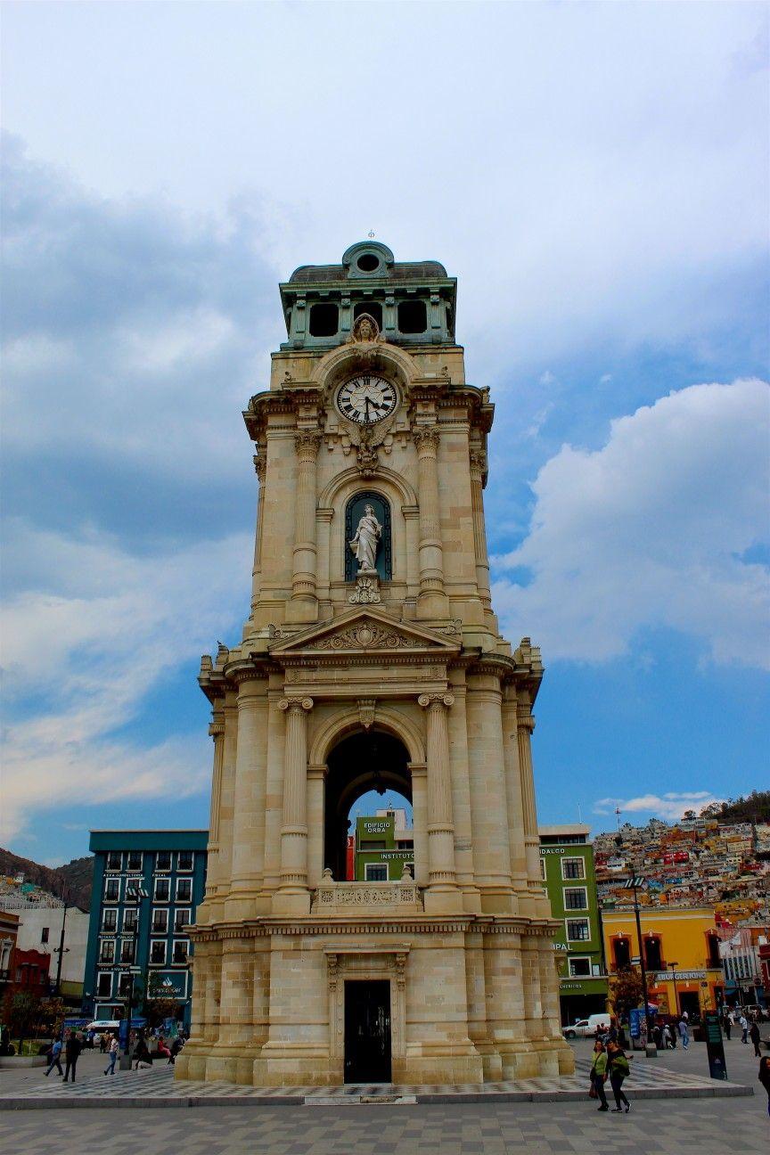 Reloj Monumental De Pachuca Fotografia Tomada Y Editada Para El Trabajo Book Fotografico De La Experiencia Educat Fotografias Digitales Fotografia Fotografos