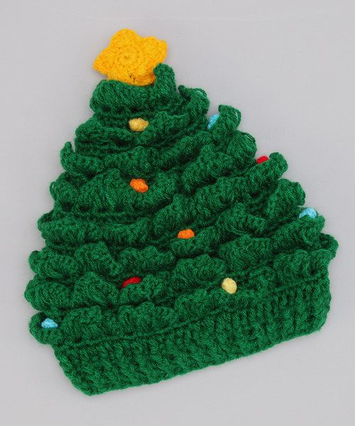 4a9bfa10f87 Deck the halls with this holiday happy beanie! The small adornments  decorate tiny noggins like the star atop the tree. CottonHand washMade in  Indonesia