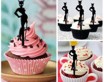 Catwoman claws Batman themed birthday party Pinterest Catwoman