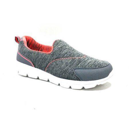 Danskin Now Girls Step In Athletic Shoe, Gray | Girls