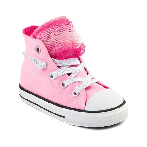 Shop for Toddler Converse All Star Hi Party Athletic Shoe in Cotton Candy  at Journeys Kidz. Shop today for the hottest brands in mens shoes and  womens shoes ... 852752c16