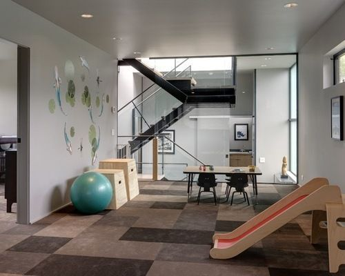 Basement Gym Home Gym Design Ideas, Pictures, Remodel  Decor