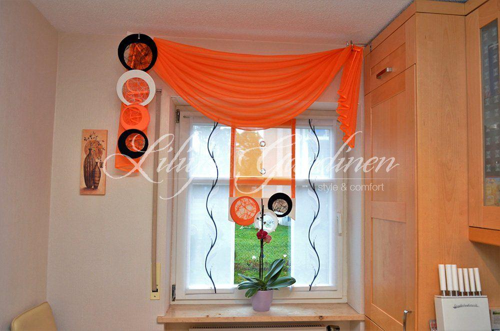 K che bad gardinen liliya einrichten gardinen gardinen modern und gardinen ideen - Gardinen modernes wohnen ...