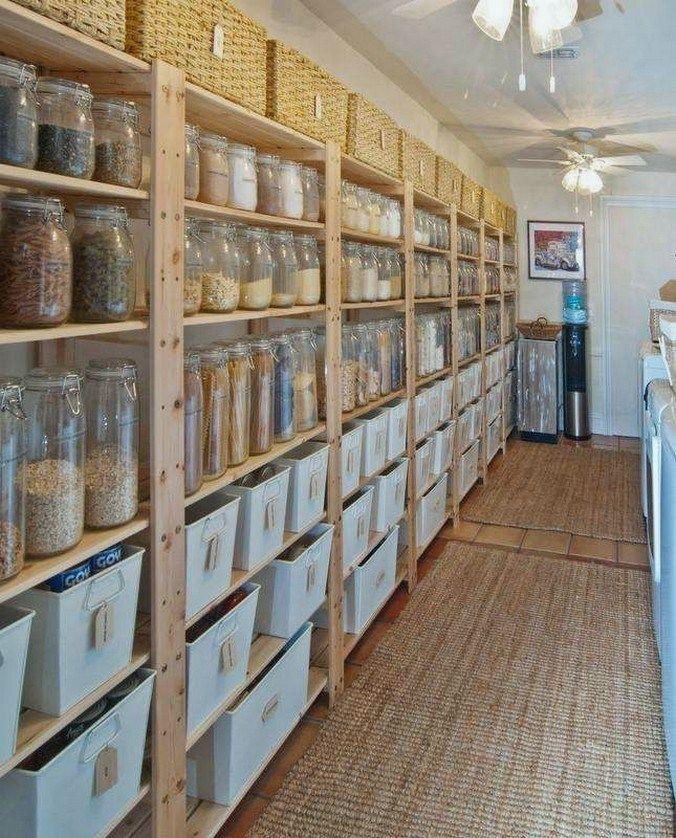 Dining Idea Room Storage: Storage Room Makeover #storageroom #storageroomideas