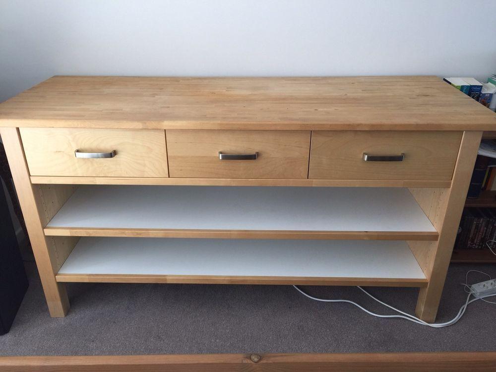 Best Modern Ikea Värde Base Cabinet Birch Birch Veneer Free 400 x 300