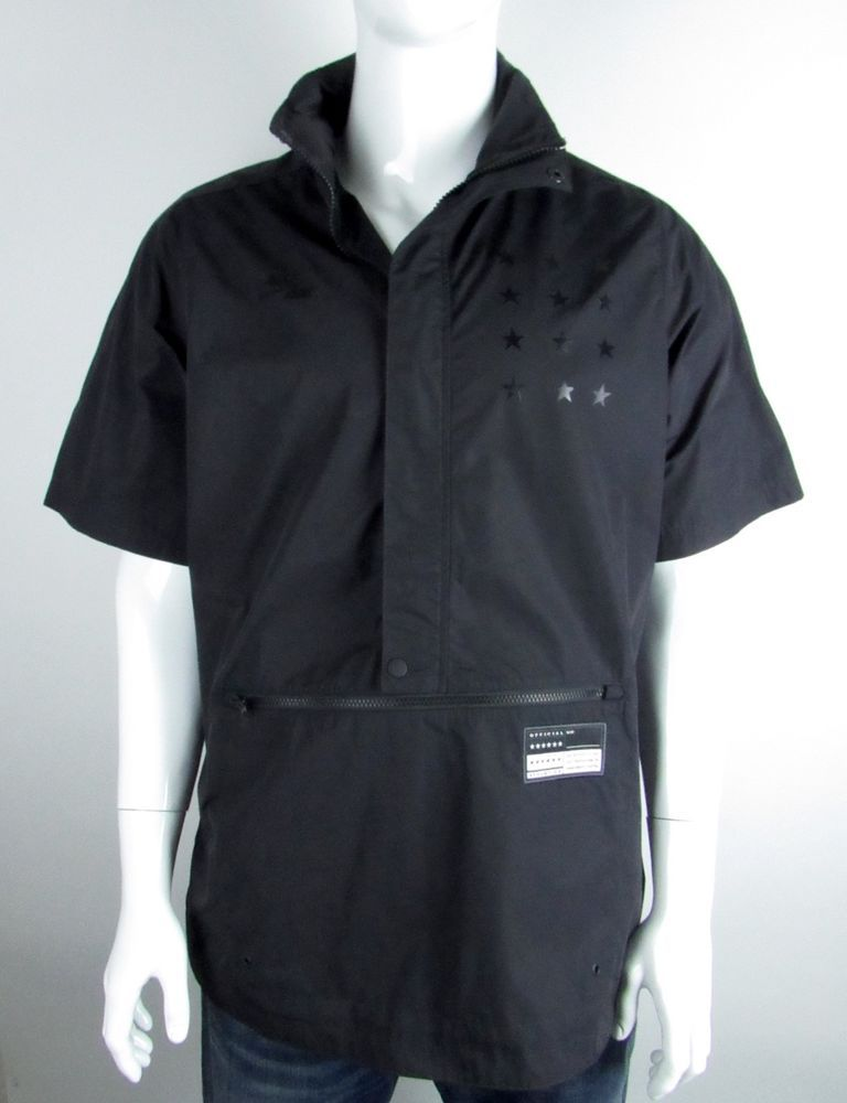 NIKE Air Pivot V3 Anorak Basketball Jacket Men's Size L