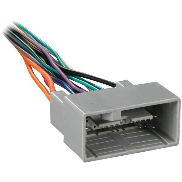 Metra Stereo Wiring Harness 71 1761