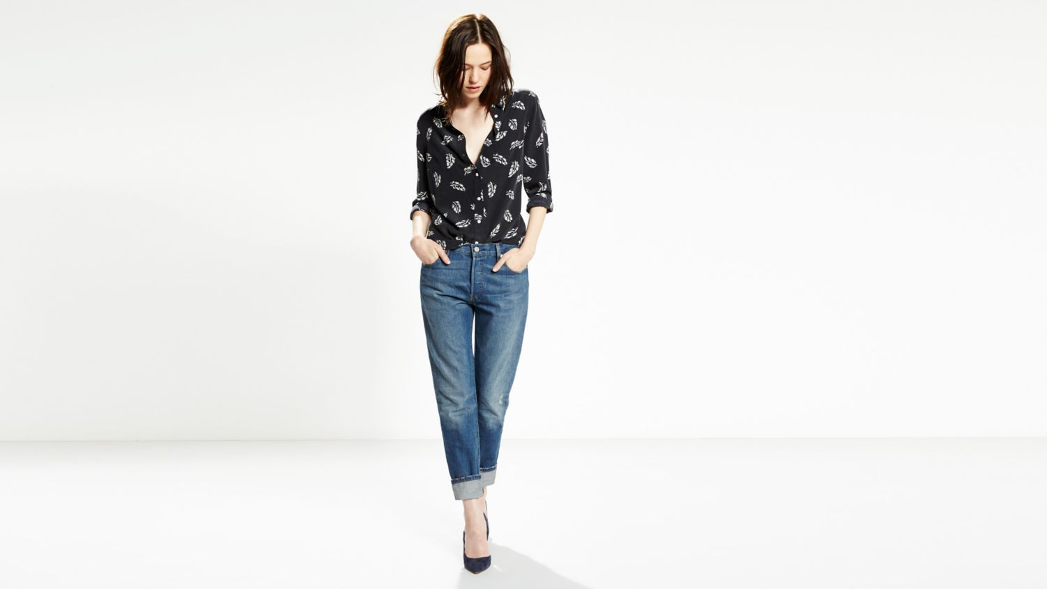 501® CT Jeans for Women | Cali Cool | Levi's® US