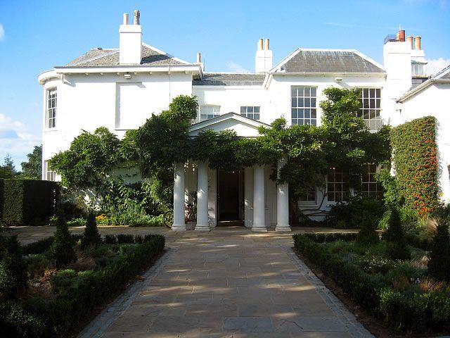 pembroke lodge in richmond park king george iii allowed lady pembroke to live here wedding venues