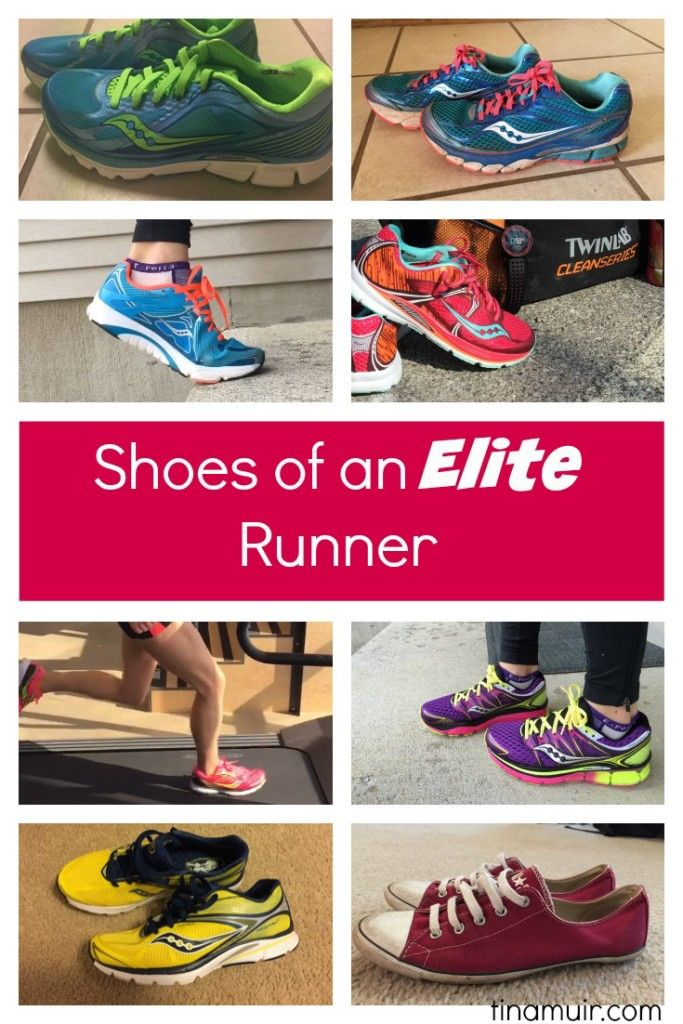 5d7e22f89611 Confused about what running shoes to wear  Elite runner Tina Muir shares  why she uses each shoe in her cupboard