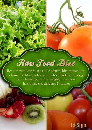 Raw food diet recipes with low sugar and sodium high potassium raw food diet recipes with low sugar and sodium high potassium vitamin a forumfinder Images