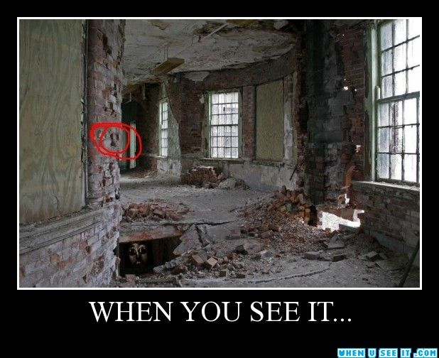 When You See It Scary Clown: Ignore The Red Circles