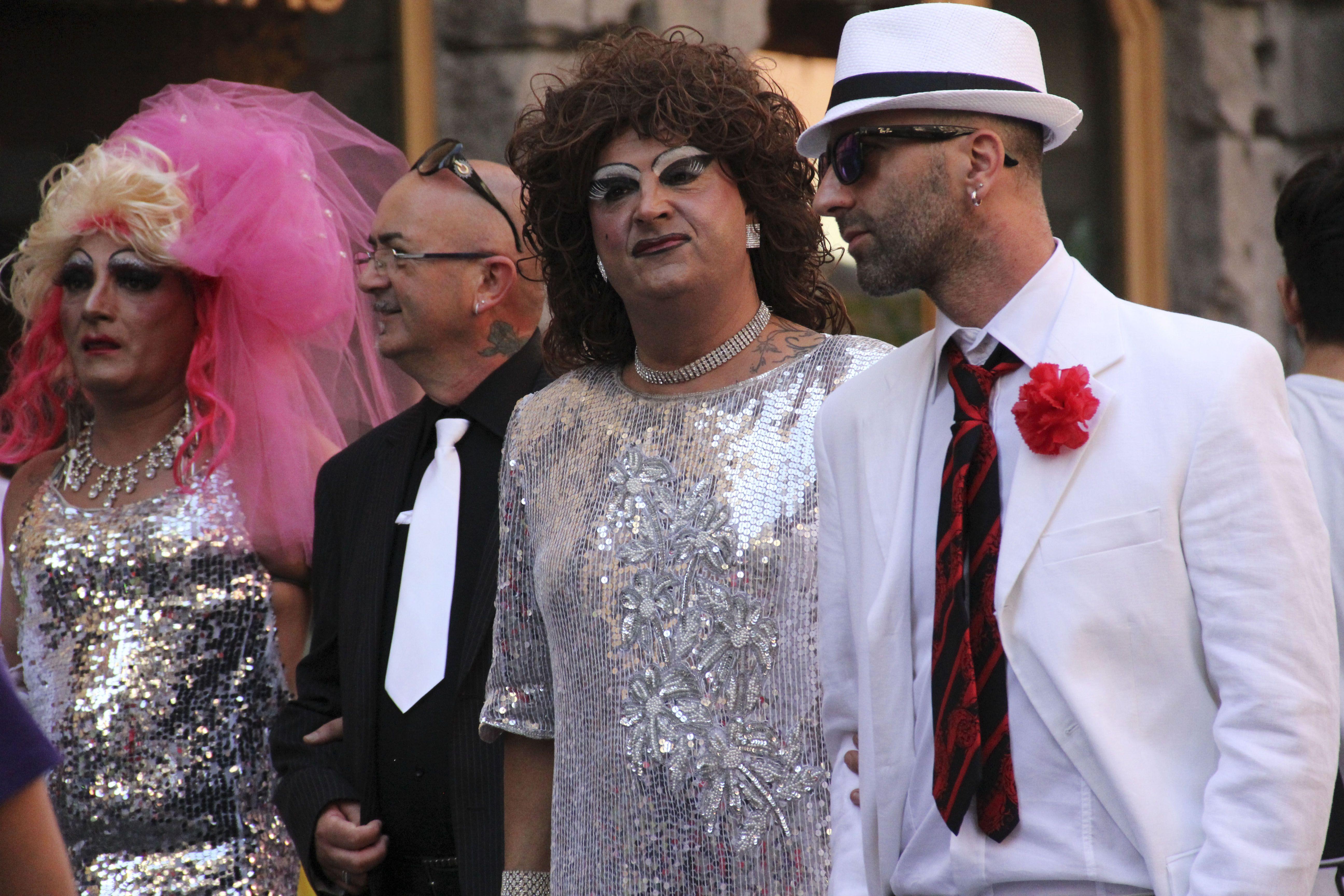Mediterranean Pride of Naples - 28 Giugno 2014 - foto di Roberta Pagano per AGiSCo #giugnogiovani www.giugnogiovani.it