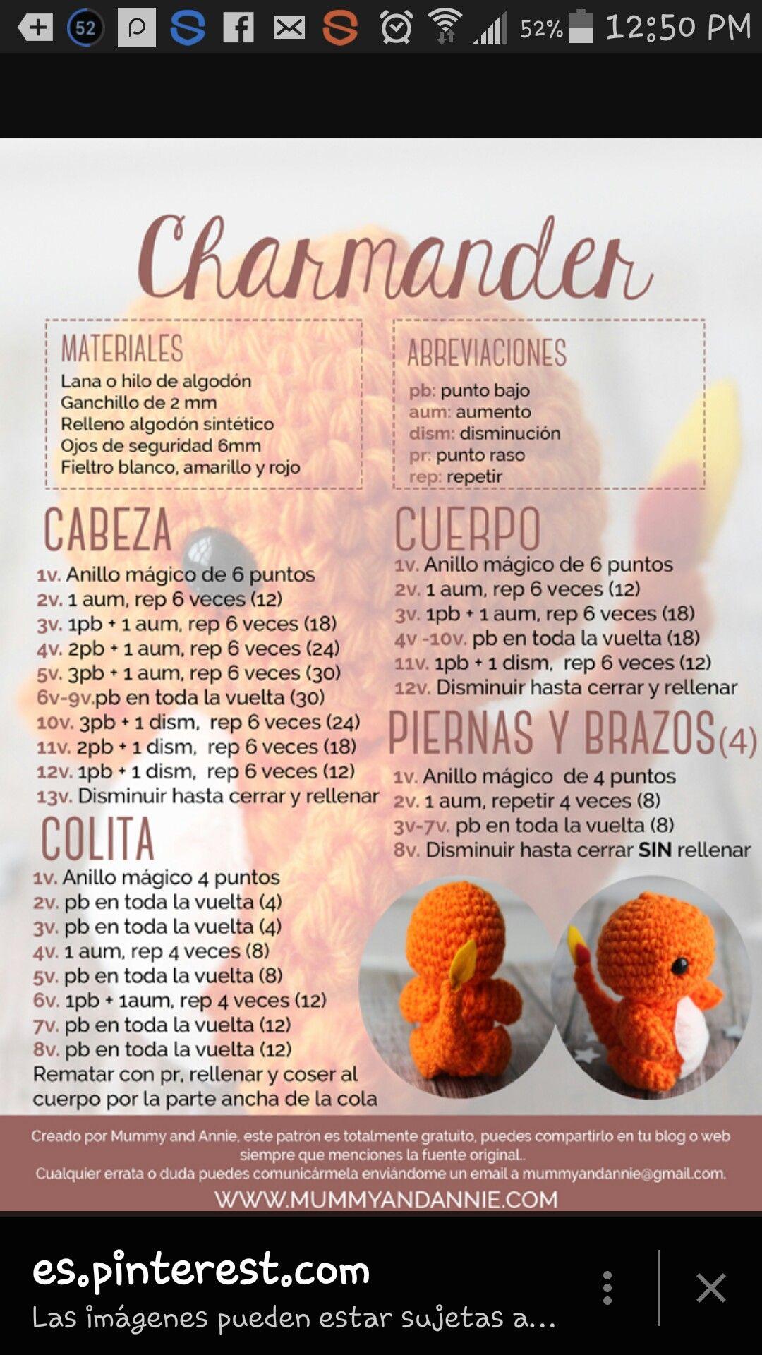Pin de Roxanna Fuentes en Amigurumi   Pinterest   Patrones amigurumi ...