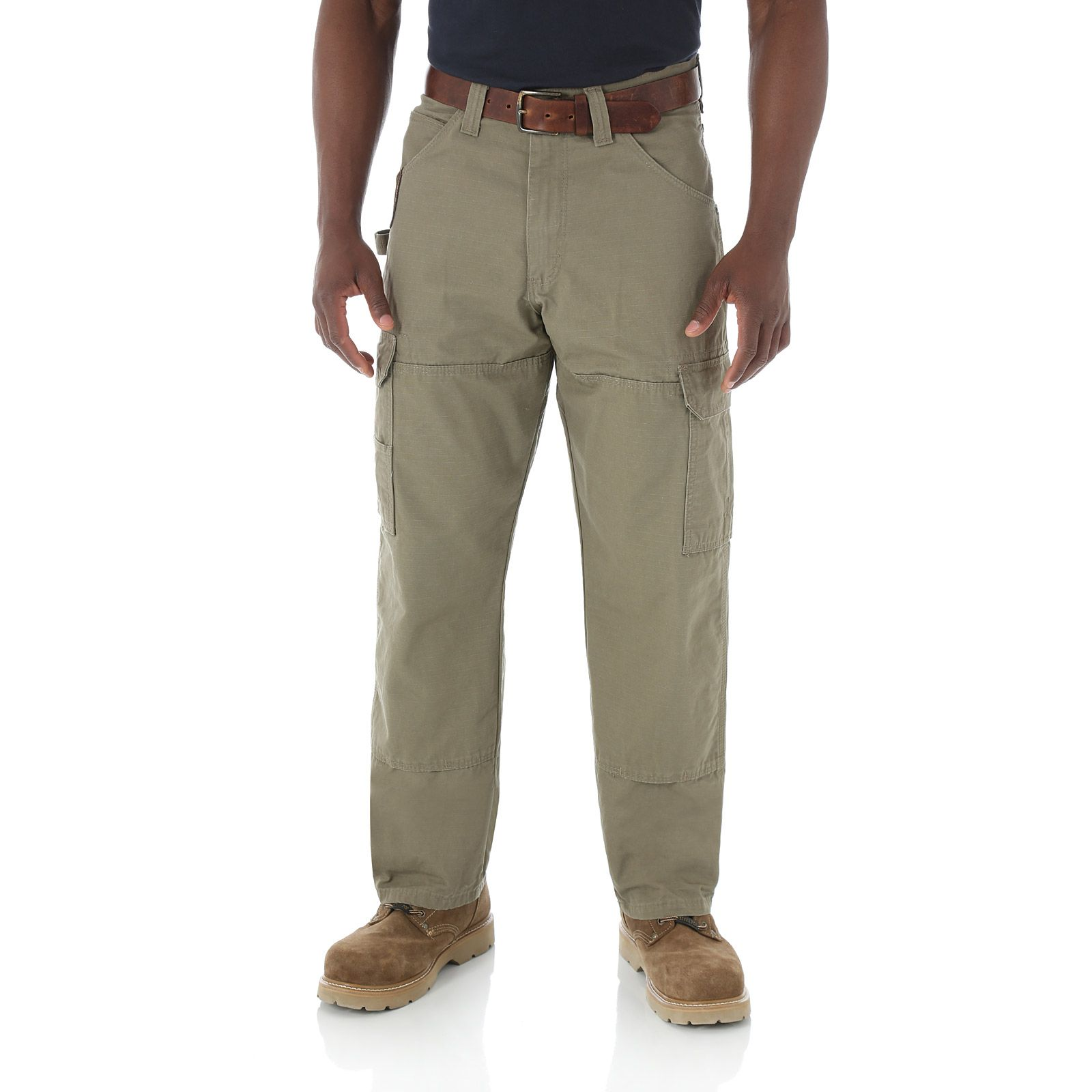 cargo khaki pants for men - Pi Pants