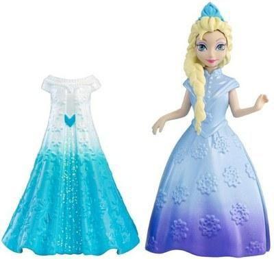 Mattel Mattel, Disney Princess, Кукла Эльза с дополнительным нарядом