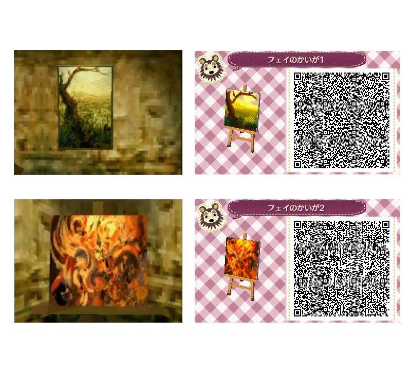 Animal Crossing Qr Code Art Animal Crossing Pinterest