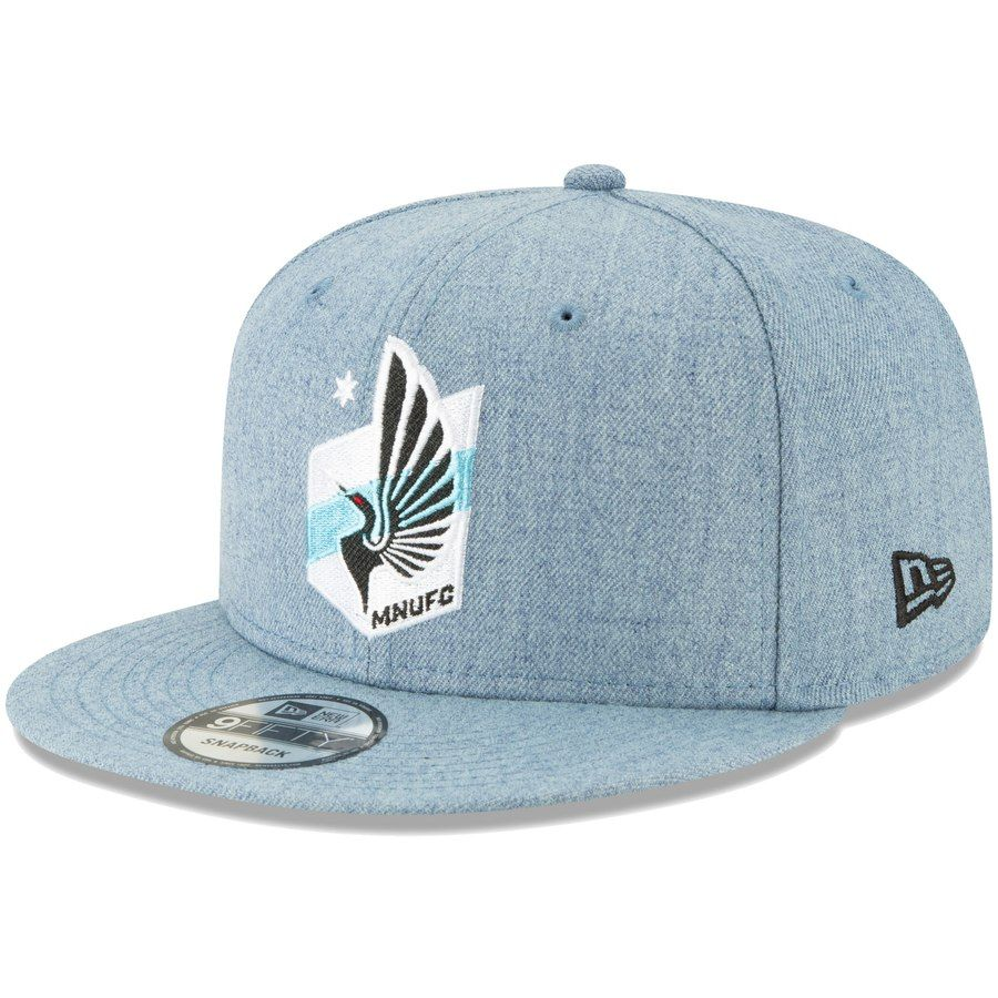 delicate colors release info on new style Pin en Minnesota United FC Caps & Hats