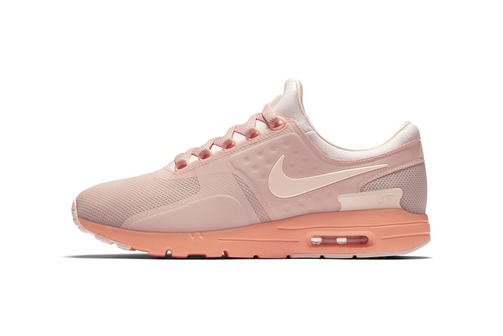 huge selection of a8215 3f231 ... discount 95 prm tape nike gives the air max zero a sunset inspired  makeover 6fbd1 0fbd2