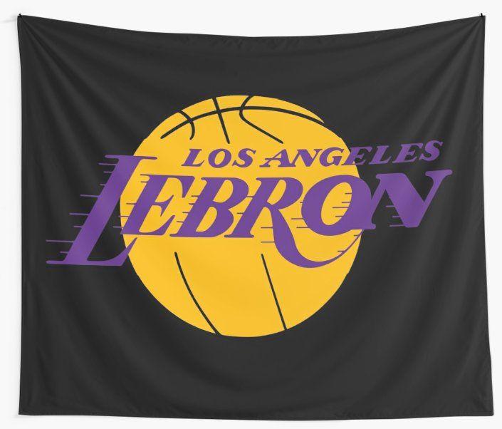 ccdb0644951 Lebron King Los Angeles Lakers #lakers #wallart #walldecor #lakersfan # lebron #james #king #23