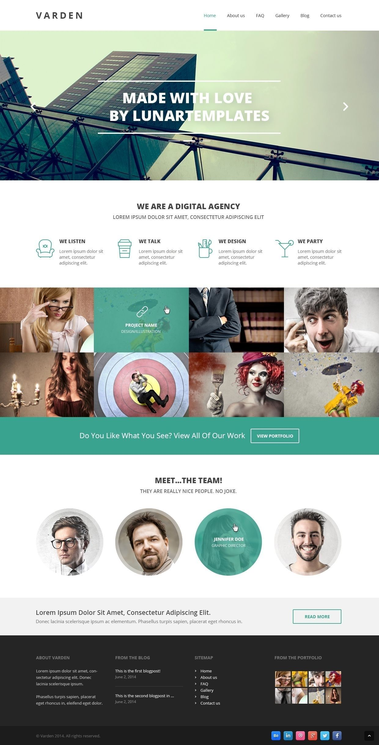Creative Website Templates Psd Free Download Template Ideas Pertaining To Creative Website Business Website Templates Free Website Templates Website Template