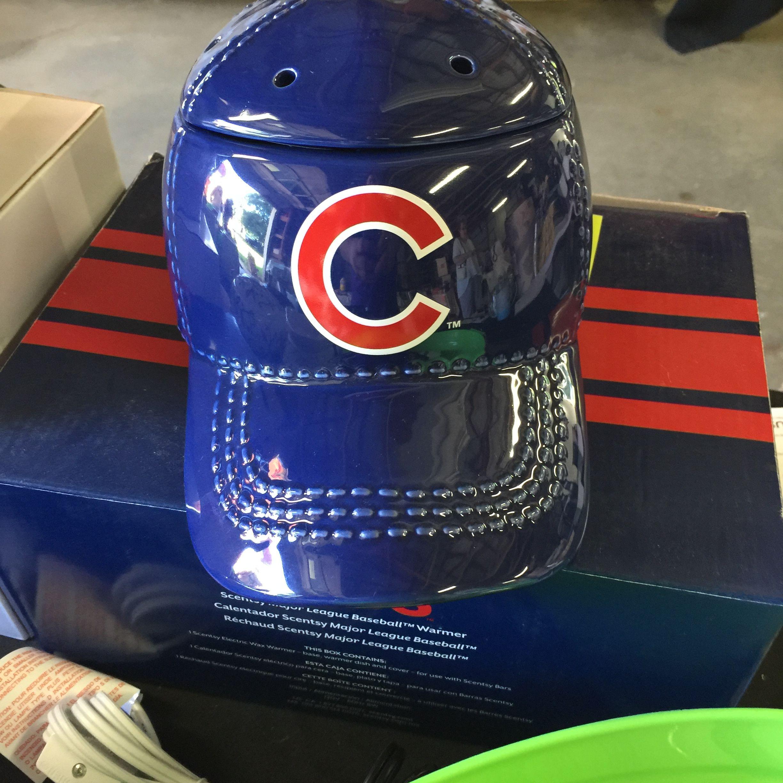 ff940d82009 Cubs Scentsy warmer!!! Go Cubs!!!!