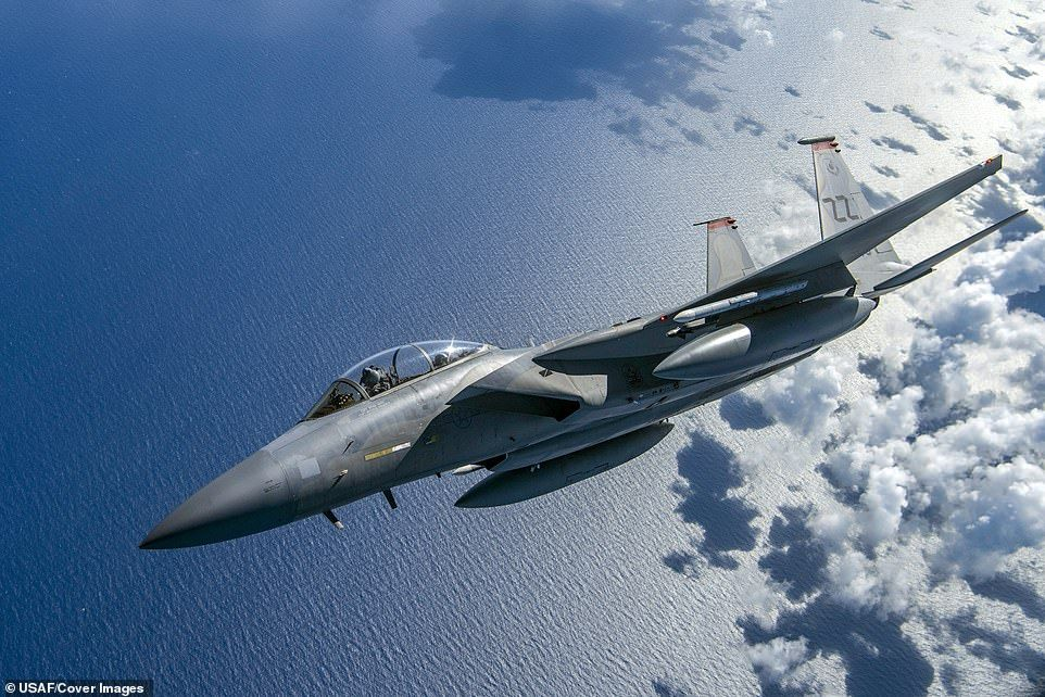 Aerial art Stunning collection of Air Force photographs