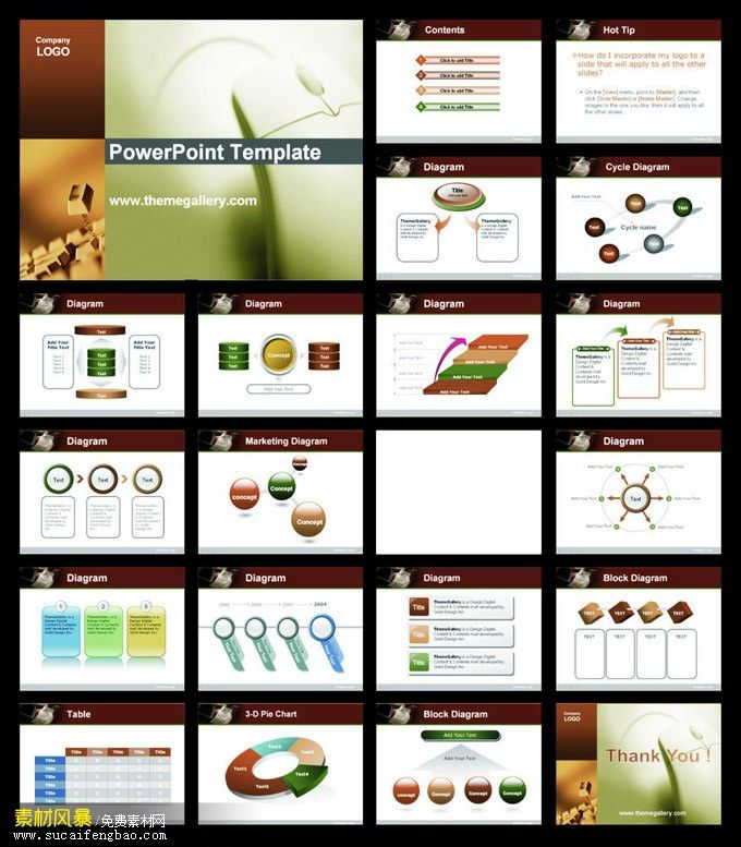 IT information technology #PPT# templates IT PPT information - information templates