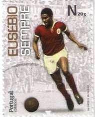 Jogador de futebol Português/ Portuguese soccer player; Lenda do futebol/ Soccer legend;