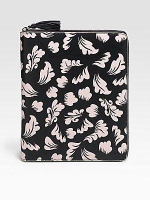 Diane von Furstenberg Paddie Zip Case For iPad <3