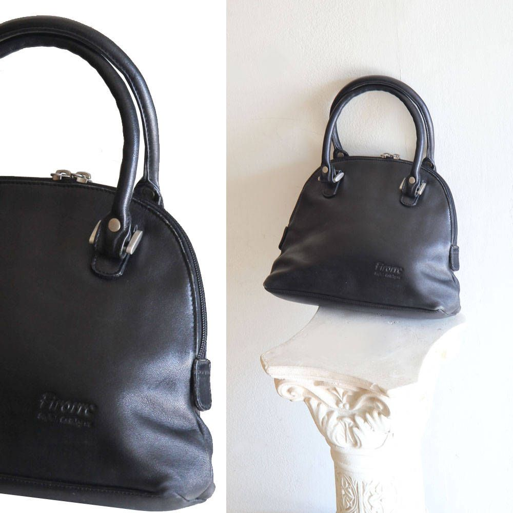 991180030 Firorrc Stylish Catalogue Leather Handbag by devintagepoint on Etsy Black  Leather Handbags, Happy Shopping,