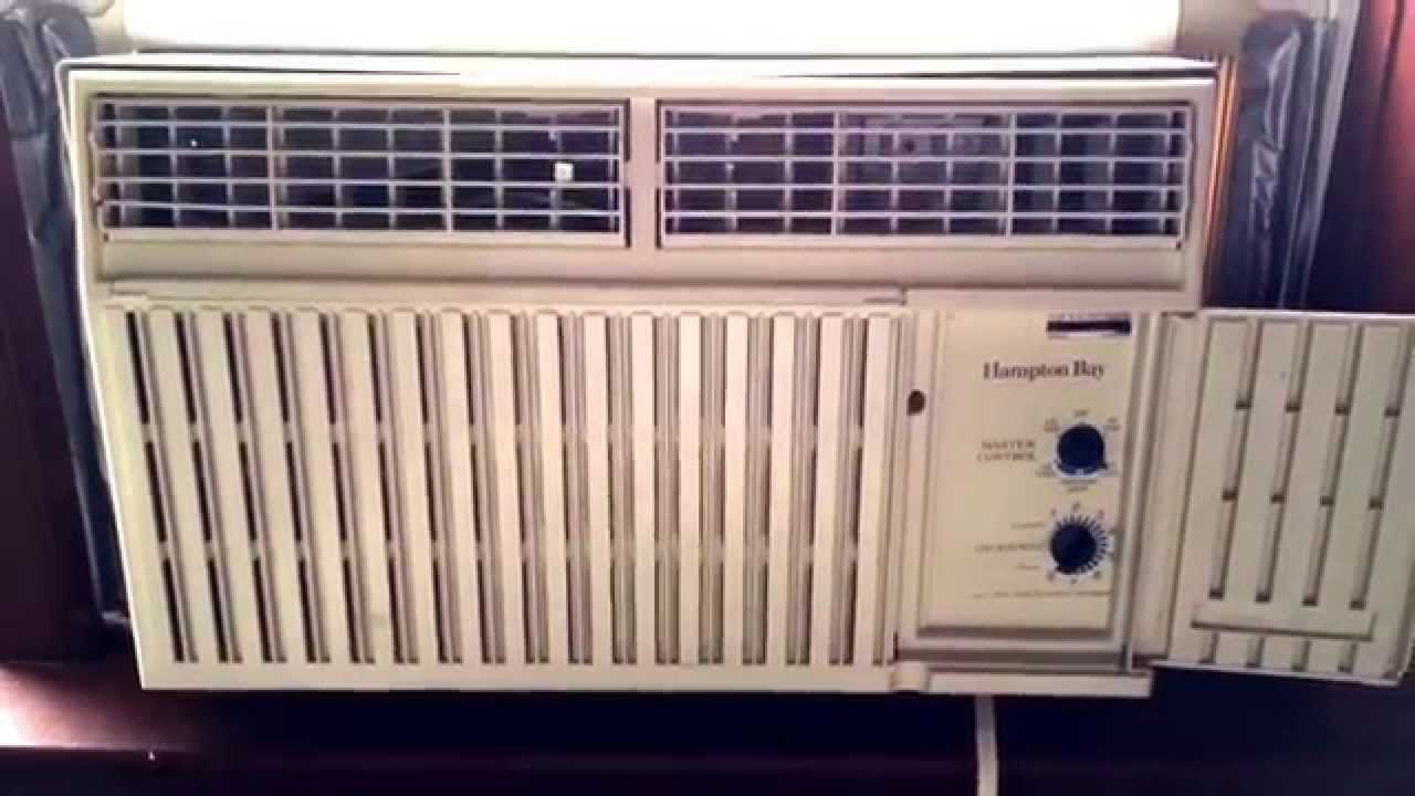 Hampton Bay Air Conditioner Not Cooling Hampton Bay Air