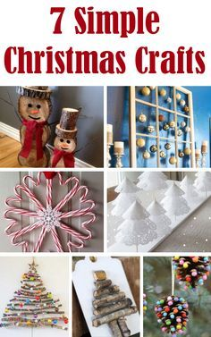 simple christmas craft ideas see best ideas about simple christmas