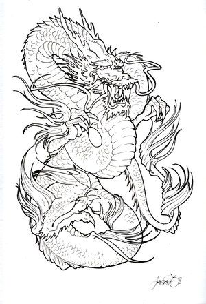 Dragon Design Japanese Tattoo Ideas With Japanese Dragon Tattoo Designs Gallery Dragon Tattoo Stencil Dragon Tattoo Japanese Tattoo