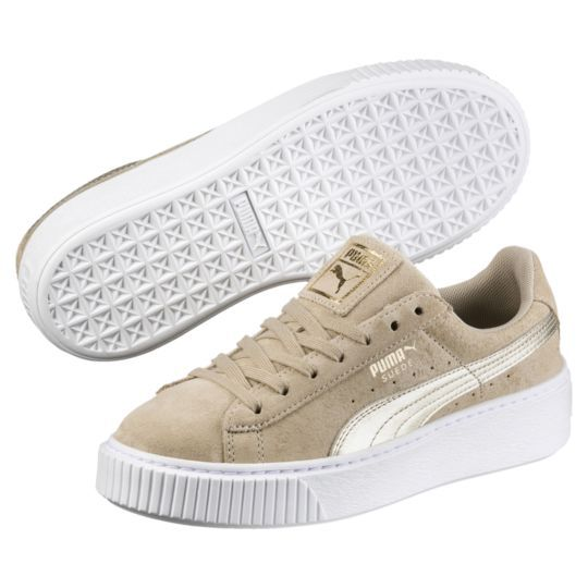 puma mujer zapatos plataforma