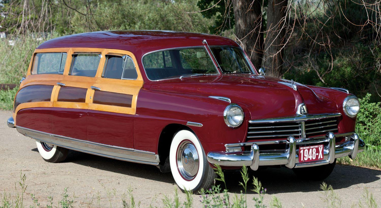 50'S station wagon Custom Cars | 1948 Hudson Commodore ...