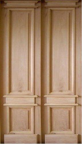 Puerta antigua doble de x fabrica puertas for Puertas antiguas dobles